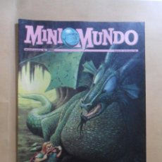 Cómics: Nº 26 - MINI MUNDO/MINIMUNDO - SEMANARIO JUVENIL - 1995. Lote 150197310