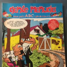 Cómics: GENTE MENUDA, SEMANARIO JUVENIL ABC NÚMERO 34. Lote 150611776