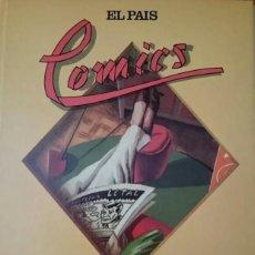 Cómics: EL PAÍS CÓMICS CLÁSICOS Y MODERNOS. Lote 151859770