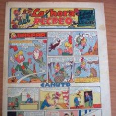 Cómics: LA HORA DEL RECREO - SUPLEMENTO INFANTIL DE LEVANTE - NÚM. 314 - AÑO 1959 . Lote 154606978