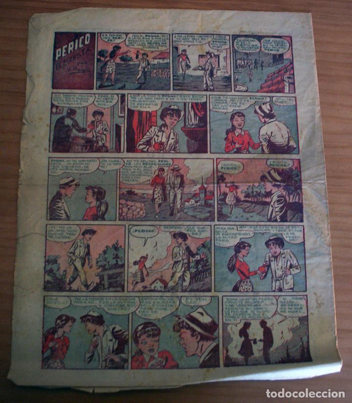 Cómics: LA HORA DEL RECREO - SUPLEMENTO INFANTIL DE LEVANTE - NÚM. 105 - AÑO 1955 - Foto 2 - 154921722