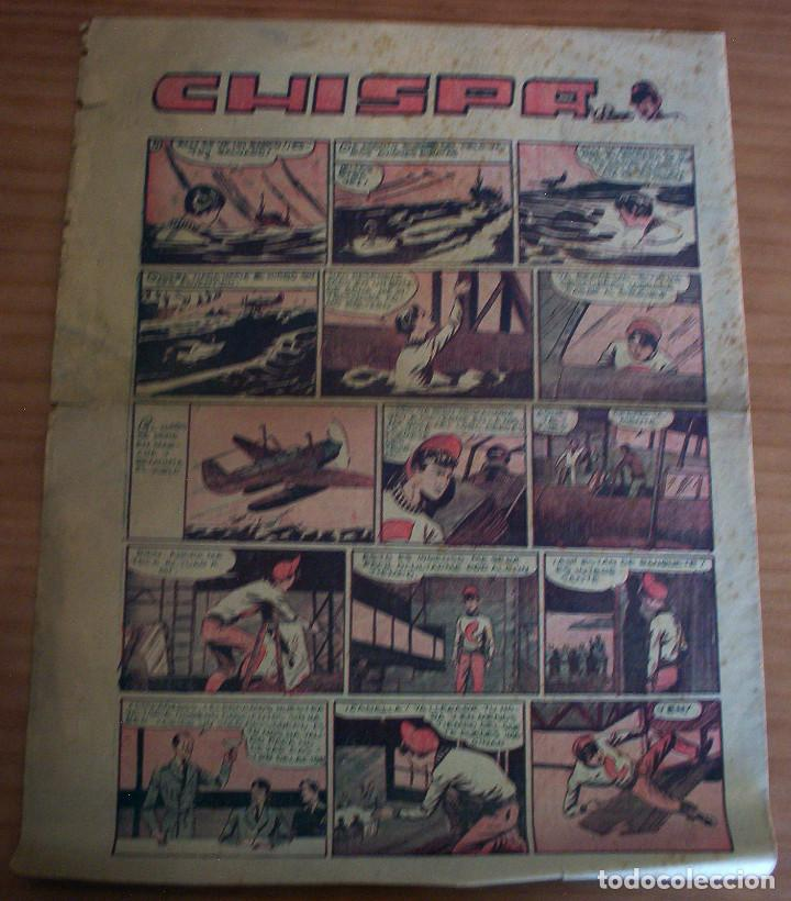 Cómics: LA HORA DEL RECREO - SUPLEMENTO INFANTIL DE LEVANTE - NÚM. 143 - AÑO 1955 - Foto 2 - 154927686