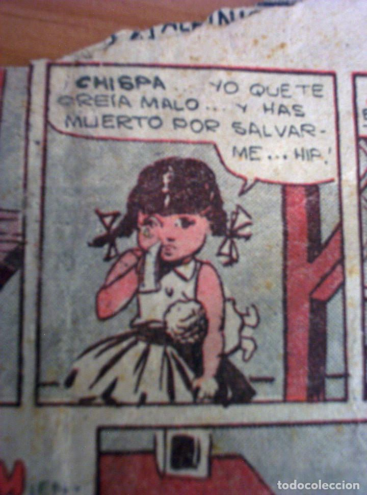 Cómics: LA HORA DEL RECREO - SUPLEMENTO INFANTIL DE LEVANTE - NÚM. 230 - AÑO 1957 - Foto 2 - 154930414