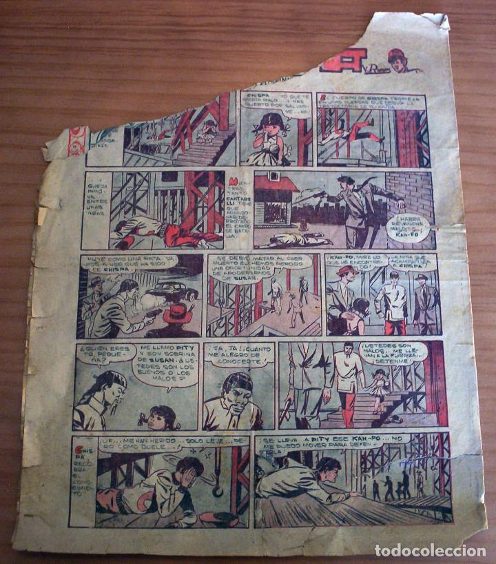 Cómics: LA HORA DEL RECREO - SUPLEMENTO INFANTIL DE LEVANTE - NÚM. 230 - AÑO 1957 - Foto 3 - 154930414
