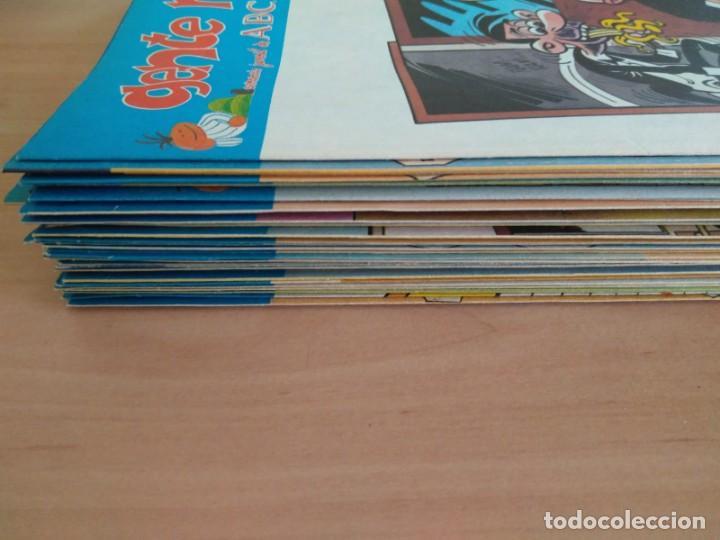 Comics: Lote 36 numeros Gente Menuda- 1998 - Foto 3 - 154942850