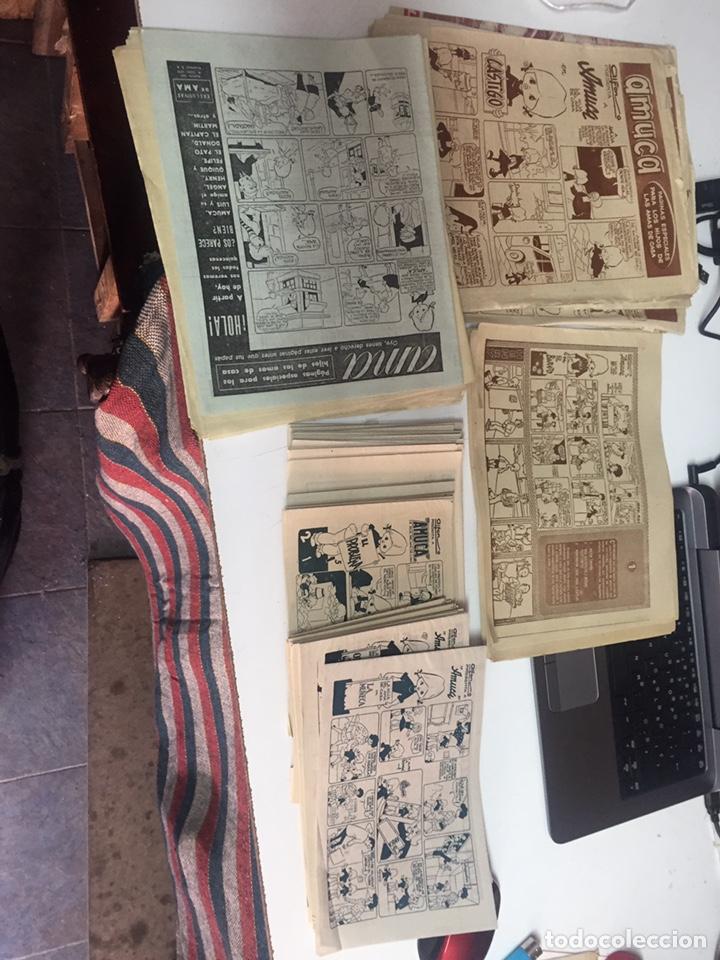 COMICS ANTIGUOS REVISTA AMA (Tebeos y Comics - Suplementos de Prensa)