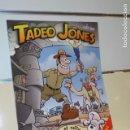 Cómics: TADEO JONES EN EL RALLY PARIS PAKA PARTE I DE GATO Y JAN - ED. ESPECIAL SUPLEMENTO DE PRENSA - . Lote 160986970