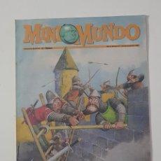 Cómics: MINIMUNDO MINI MUNDO - Nº 61 1995 SEMANARIO JUVENIL IBAÑEZ ORTIZ SEGURA CALVIN AND HOBBES. Lote 160674922
