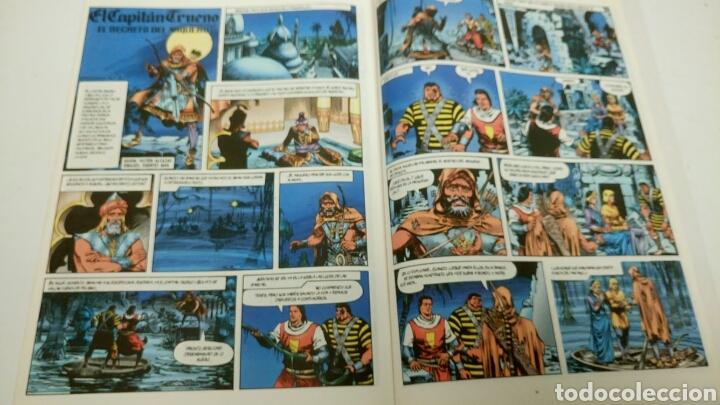 Cómics: El Capitan Trueno, El secreto del desfiladero, de Mora y Fuentes Man. - Foto 4 - 160810110