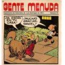 Cómics: GENTE MENUDA. Nº 23. SUPLEMENTO ¨LOS DOMINGOS DE A B C ¨. (ST/C86). Lote 160839426