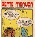 Cómics: GENTE MENUDA. Nº 26. SUPLEMENTO ¨LOS DOMINGOS DE A B C ¨. (ST/C86). Lote 160839862