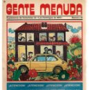 Cómics: GENTE MENUDA. Nº 28. SUPLEMENTO ¨LOS DOMINGOS DE A B C ¨. (ST/C86). Lote 160840206