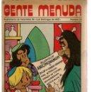 Cómics: GENTE MENUDA. Nº 39. SUPLEMENTO ¨LOS DOMINGOS DE A B C ¨. (ST/C86). Lote 160840890