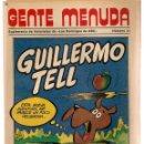 Cómics: GENTE MENUDA. Nº 41. SUPLEMENTO ¨LOS DOMINGOS DE A B C ¨. (ST/C86). Lote 160841206
