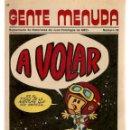 Cómics: GENTE MENUDA. Nº 46. SUPLEMENTO ¨LOS DOMINGOS DE A B C ¨. (ST/C86). Lote 160841622