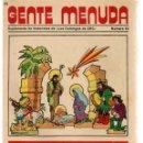 Cómics: GENTE MENUDA. Nº 50. SUPLEMENTO ¨LOS DOMINGOS DE A B C ¨. (ST/C86). Lote 160842022