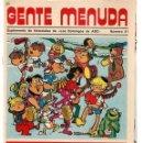 Cómics: GENTE MENUDA. Nº 51. SUPLEMENTO ¨LOS DOMINGOS DE A B C ¨. (ST/C86). Lote 160842130