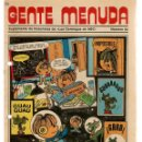 Cómics: GENTE MENUDA. Nº 54. SUPLEMENTO ¨LOS DOMINGOS DE A B C ¨. (ST/C86). Lote 160842434