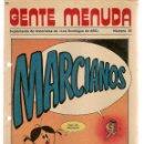 Cómics: GENTE MENUDA. Nº 55. SUPLEMENTO ¨LOS DOMINGOS DE A B C ¨. (ST/C86). Lote 160842526