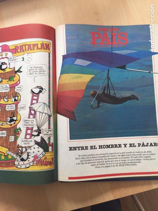 Cómics: EL PEQUEÑO PAÍS. 49 números de 1981,82,83 y 84. - Foto 7 - 160985348