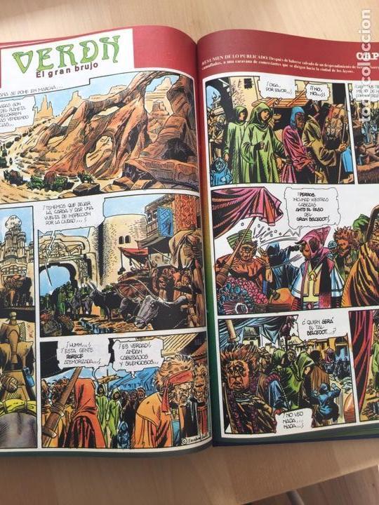 Cómics: EL PEQUEÑO PAÍS. 49 números de 1981,82,83 y 84. - Foto 8 - 160985348