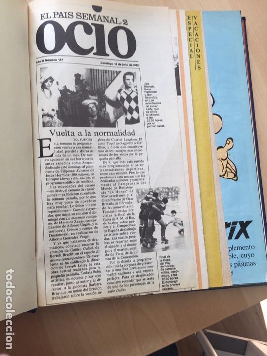 Cómics: EL PEQUEÑO PAÍS. 49 números de 1981,82,83 y 84. - Foto 3 - 160985348