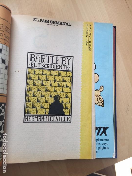 Cómics: EL PEQUEÑO PAÍS. 49 números de 1981,82,83 y 84. - Foto 4 - 160985348