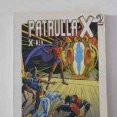 Cómics: MARVEL COMICS - PATRULLA X X-MEN BIBLIOTECA EL MUNDO GRANDES HÉROES DEL CÓMIC LIBRO 2. Lote 162422238