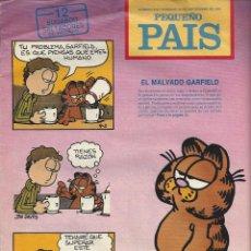 Cómics: PEQUEÑO PAIS. Nº 512 DEL 22-09-1991. Lote 162460282