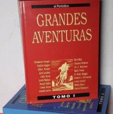 Cómics: GRANDES AVENTURAS EL PERIODICO. Lote 165159050