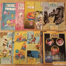 Cómics: PACK LOTE 50 NÚMEROS DE EL PEQUEÑO PAÍS DE LOS AÑOS 90, 91, 92. Lote 161747846