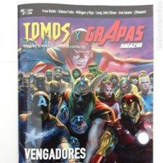 Cómics: TOMOS Y GRAPAS 5. Lote 168062926
