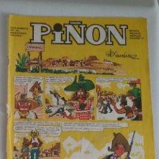 Cómics: REVISTA PIÑON N°13 ENERO 1970.. Lote 168121028