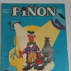 Cómics: REVISTA PIÑON N° 20, NOVIEMBRE 1970.. Lote 168121538