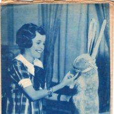 Cómics: GENTE MENUDA - SUPLEMENTO INFANTIL DE BLANCO Y NEGRO - 30 DE JUNIO DE 1935.. Lote 169294344