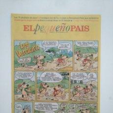 Fumetti: EL PEQUEÑO PAIS Nº 825. 21 DE SEPTIEMBRE 1997. TDKC42 . Lote 169402328