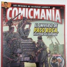 Cómics: REVISTA COMICMANÍA 2. Lote 174910629