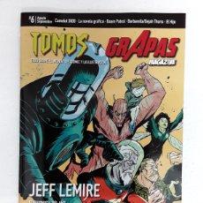 Cómics: REVISTA TOMOS Y GRAPAS 6. Lote 174953322