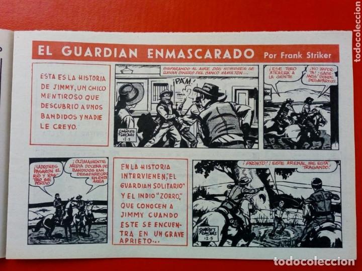 Cómics: Tebeo / Comic - AMUCA - La Pandilla (Alfon), El Guardián Enmascarado (Fran Striker), pasatiempos etc - Foto 3 - 178291736