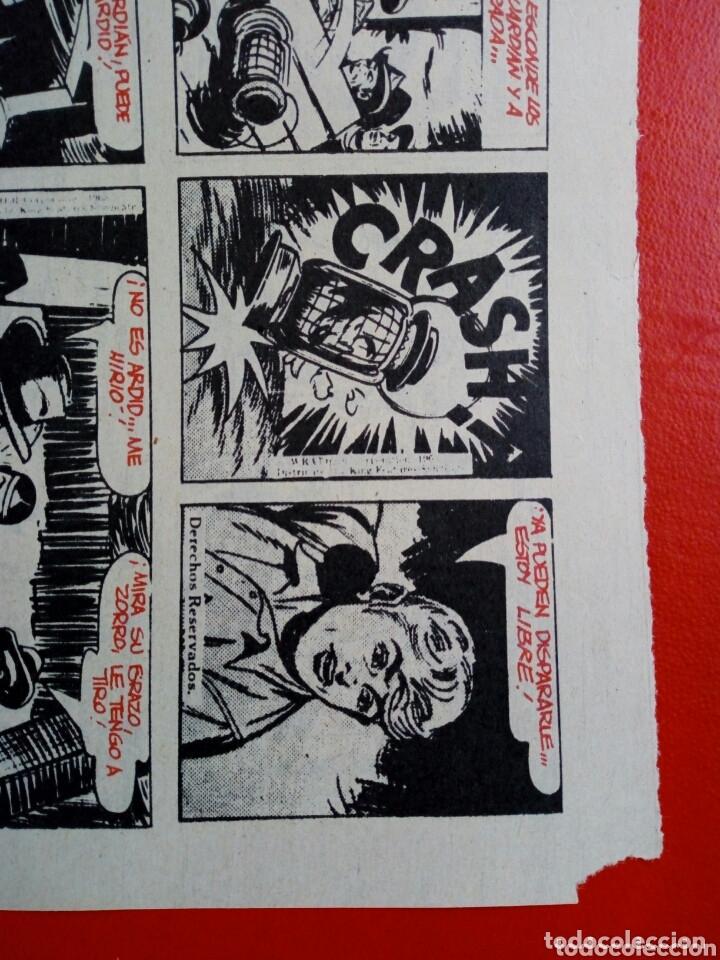 Cómics: Tebeo / Comic - AMUCA - La Pandilla (Alfon), El Guardián Enmascarado (Fran Striker), pasatiempos etc - Foto 4 - 178291736