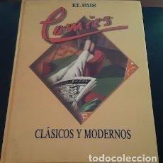 Cómics: CÓMICS CLÁSICOS Y MODERNOS DE EL PAÍS, 1988, Nº 1 A 25. Lote 178561460