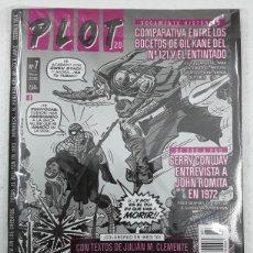 Cómics: PLOT 2.0 N°7 (MAYO 2016). DÍAS DEL FUTURO PASADO. Lote 180336271