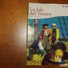 Cómics: LA ISLA DEL TESORO - EL PAÍS ( JOYAS LITERARIAS JUVENILES ). Lote 180466217