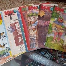 Cómics: LOTE 12 TEBEOS MINI MUNDO - NÚMEROS 69 A 80. Lote 180953328