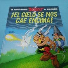 Cómics: ASTERIX. EL CIELO SE NOS CAE ENCIMA. SALVAT. . Lote 181545298