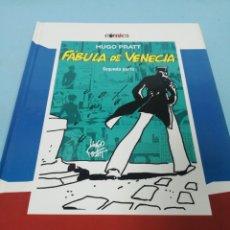 Cómics: FÁBULA DE VENECIA. HUGO PRATT. SEGUNDA PARTE. EL PAÍS. . Lote 181545732