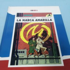 Cómics: LA MARCA AMARILLA. JACOBS. EL PAÍS. . Lote 181545807