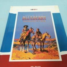 Cómics: BLUEBERRY. BALADA POR UN ATAUD. EL PAÍS. . Lote 181545910