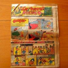Cómics: LA HORA DEL RECREO, Nº 426 - SUPLEMENTO INFANTIL DE LEVANTE DICIEMBRE DE 1961 - VER FOTOS. Lote 182827885