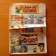 Cómics: LA HORA DEL RECREO, Nº 529 - SUPLEMENTO INFANTIL DE LEVANTE DICIEMBRE DE 1963 - VER FOTOS. Lote 182828193